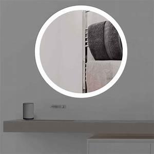 Spiegel Bad Led : badezimmerspiegel rund mit licht ~ A.2002-acura-tl-radio.info Haus und Dekorationen