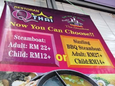 Steamboat Di Pik by Foodntravella Thai Bbq Steamboat