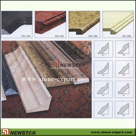 Stone moulding,marble molding,granite line,stone trim,onyx
