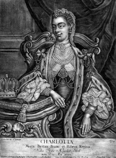 Pin on Queen Charlotte Black & Beautiful