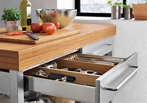 Couvert De Cuisine : meubles de cuisine nos meubles pour la cuisine pr f r s elle d coration ~ Teatrodelosmanantiales.com Idées de Décoration