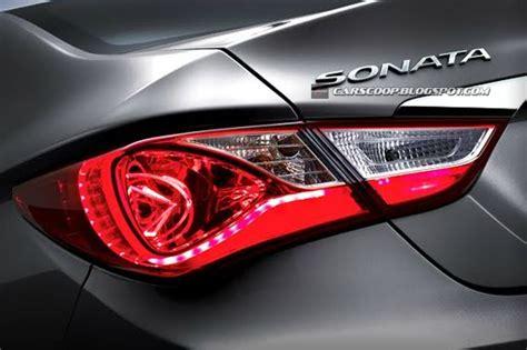 2012 hyundai sonata receives its facelift in south