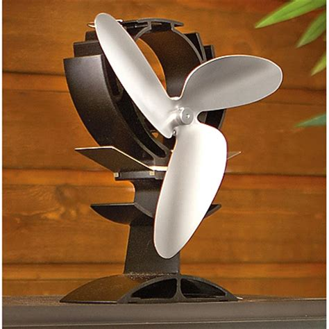 heat powered wood stove fan ecofan heat powered wood stove fan 189975 fireplaces