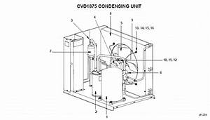 Manitowoc Cvd1875 Condensing Unit Parts Diagram