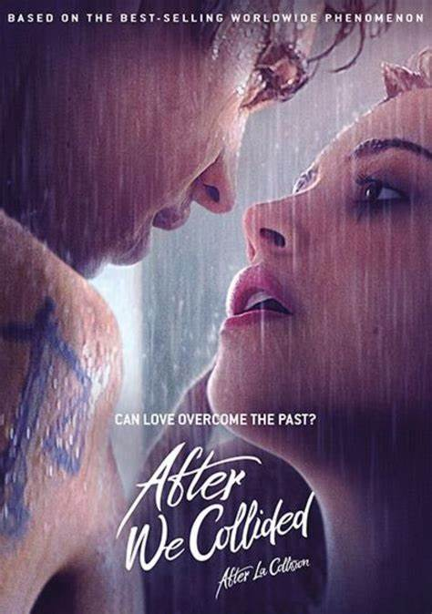 After We Collided (DVD) (VVS Films) - Your Entertainment ...