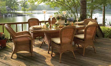 resin wicker patio furniture walmart landscaping