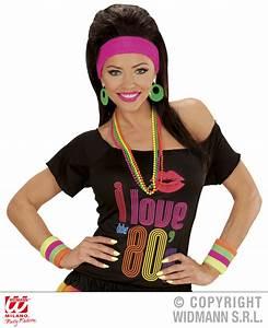 80er Jahre Kostüm Damen : 80er jahre schwei b nder stirnband gr n pink gelb passend z kost m ebay ~ Frokenaadalensverden.com Haus und Dekorationen