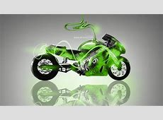 Suzuki Hayabusa Fantasy Kiwi Plastic Moto Style 2013 el Tony