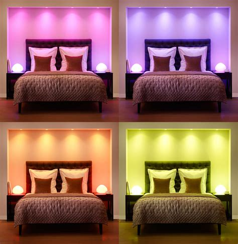 optimize  home lighting design based  color temperature techhive