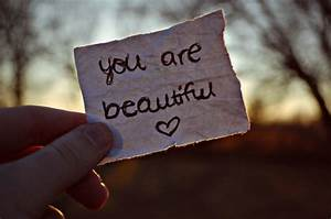 You Are Beautiful Quotes. QuotesGram