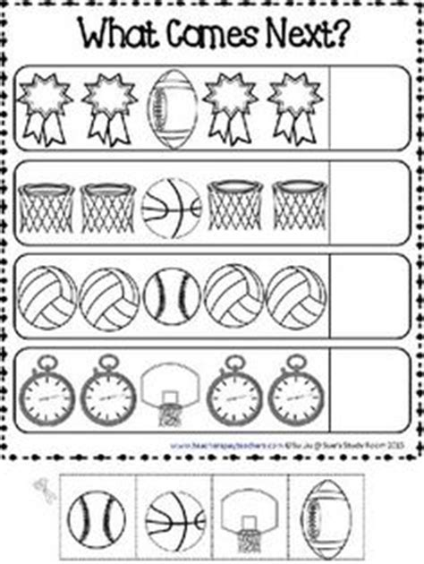 1000 about kindergarten sport theme worksheets sport cuts and sports
