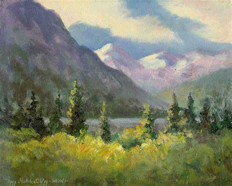 Peggy Thatch Sibley Fine Art & Daily Paintings