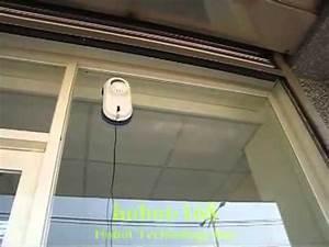 Appareil Pour Laver Les Vitres : hobot 168 robot vitre automatique youtube ~ Nature-et-papiers.com Idées de Décoration