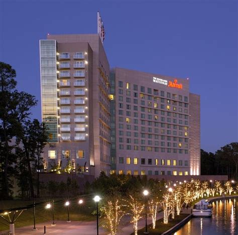 marriott gasl convention center the o jays hotels and woodlands waterway on