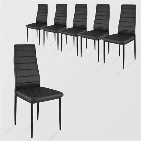 lot de 6 chaises de salle a manger lot de 6 chaises salle a manger achat vente lot de 6 chaises salle a manger pas cher cdiscount