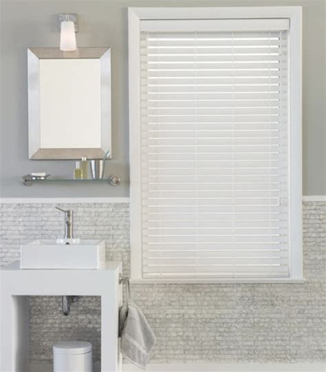 Small Bathroom Blinds by 8 Solutions For Bathroom Windows Apartment Therapy