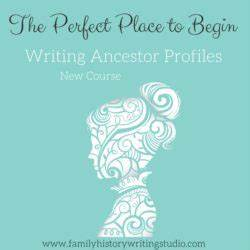 Creating A Legacy Family History Book Premium Package