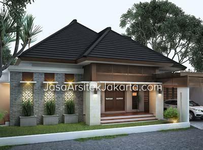 desain rumah  lantai luas bangunan   bp hafiz
