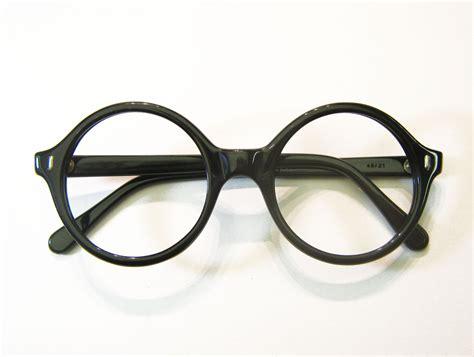 Large Round Eyeglasses Frames
