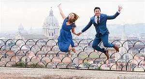Wedding photography in Rome in January with Italian ...