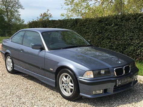 1999 Bmw 3 Series by Used 1999 Bmw E36 3 Series 91 99 318 Is Coupe For Sale