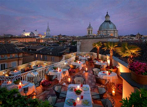La Terrazza Rome by Terrazza Bramante Restaurant Rome