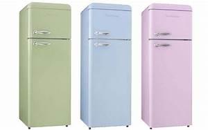Freistehender Kühlschrank Retro : retro k hlschr nke in candy farben maigr n bleu rosa candy k che k che schokoladen ~ Yasmunasinghe.com Haus und Dekorationen