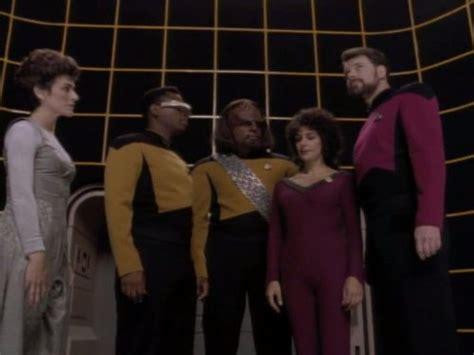 star trek   generation schisms tv episode