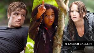 Amandla Stenberg & 'The Hunger Games' Cast: Then and Now ...