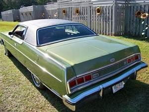 Purchase Used 1974 Mercury Marquis Brougham Hardtop 2