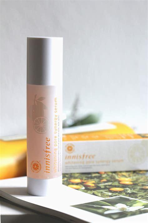 Harga Innisfree Whitening Pore Synergy Serum luminnej malaysian lifestyle lifestyle