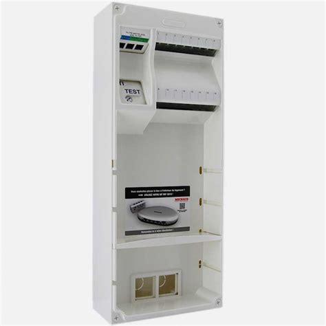 Coffret De Communication Coffret De Communication Q280 Michaud Multibox 16 Rj45