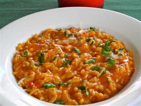 cuisiner gambas risotto à la tomate et au persil au cookeo votre plat de
