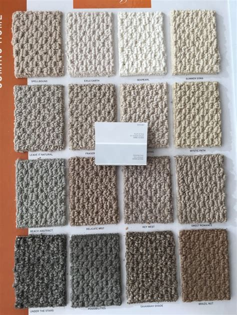which carpet for light grey walls