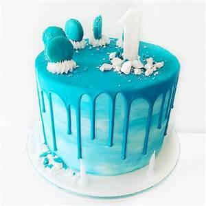 Watercolour Cakes - Wedding Cakes Melbourne — Creme de la