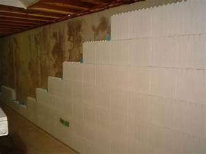 smart ideas to insulate basement wall basement With ideas for finishing basement walls