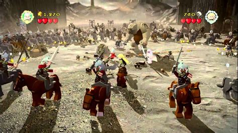 Lego The Lord Of The Rings Pc Gameplay Weirdo 2