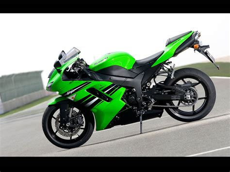 Kawasaki Zx 6r Image by Wallpapers Kawasaki Zx 6r Bike