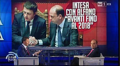Matteo Renzi Porta A Porta by Matteo Renzi A Porta A Porta Integrale