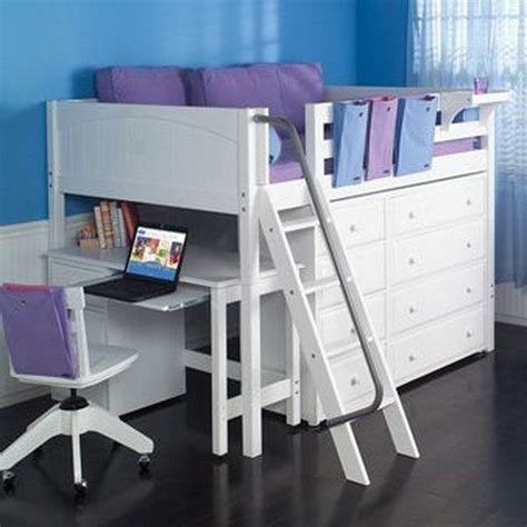 low loft bed with desk and storage best 25 low loft beds ideas on low loft beds