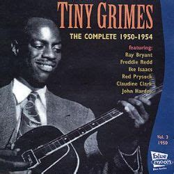 Complete, Vol. 3: 1950-1954 - Tiny Grimes | Songs, Reviews ...