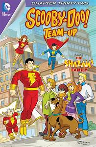 DC Comics Universe & Scooby-Doo Spoilers: I Learned That ...