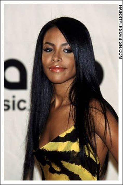 aaliyah jet black hair color live in hair color hair styles hair hairstyles