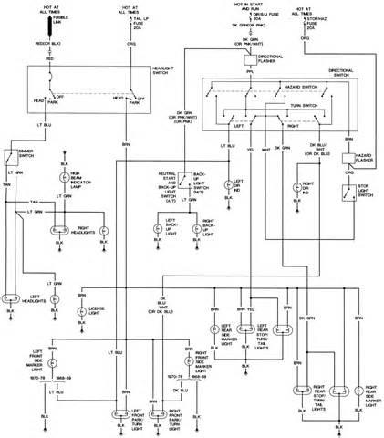 78 Chevy Truck Wiring Diagram