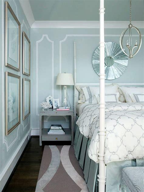 pastel blue bedroom design ideas
