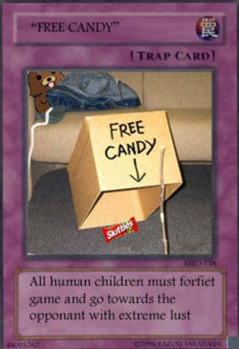 Trap Card Memes - image 63516 you just activated my trap card know your meme