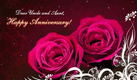 wedding anniversary wishes  uncle  aunty