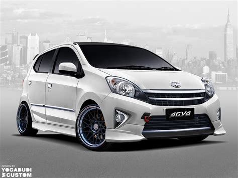 Toyota Agya Photo by Toyota Agya Best Cars Dealers