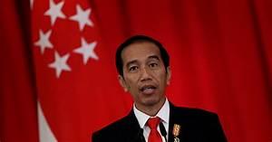 Indonesian President Jokowi appoints Golkar secretary ...