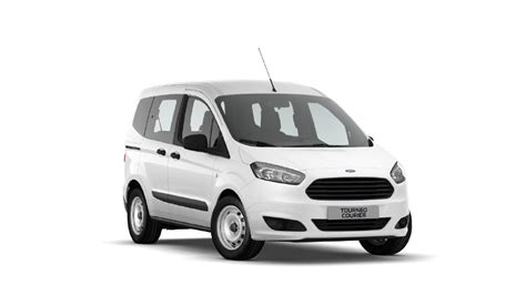 Ford Tourneo Courier & Ford Transit Courier – Fordmedia